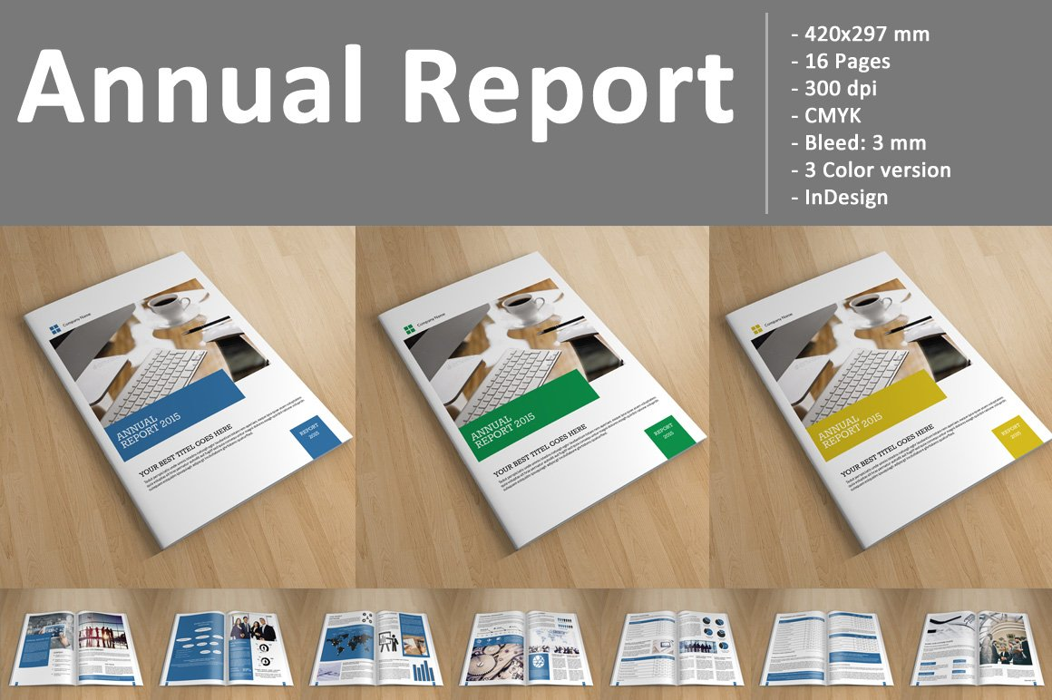 annual report template v136 brochure templates. Black Bedroom Furniture Sets. Home Design Ideas