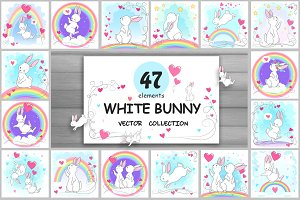 White Bunny Collection +textures