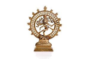 Statue of Shiva Nataraja - Lord of