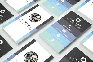 Business Card Template 004 Photoshop