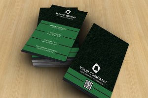 Modern Corporate Business Card Vol 8