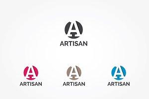 Artisan Letter A Logo