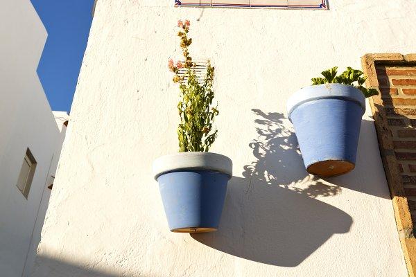 Architecture Stock Photos: Genaro Diaz photographs - white architecture of Andalucia