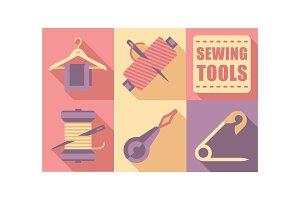 Sewing tools set,tailoring