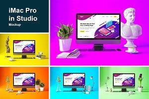 iMac Pro in Studio