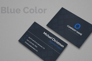Business Card for Analyst Corporate