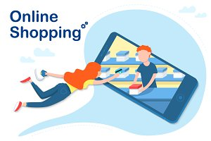 Online Shopping Mobile Payment
