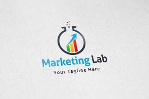 Marketing Lab - Logo Template