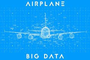 Airplane Big Data Set
