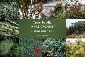 "Bundle ""North Forest"""