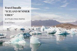"Travel Bundle ""Iceland Summer Vibes"""