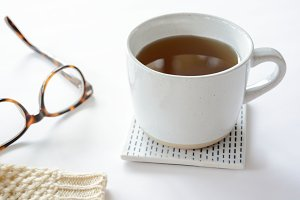 Tea and Sweater Details