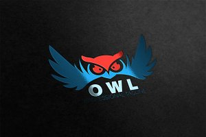 Owl Logo V2