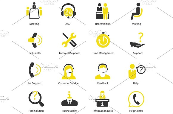 96 CEO / Business / HR vector icons in Business Icons - product preview 3