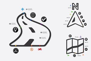 9 navigation infographic