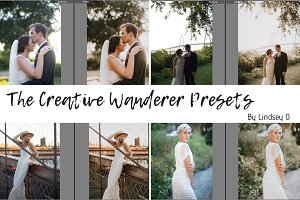 Creative Wanderer Lightroom Presets
