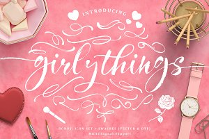 Girly Things Script + Extras