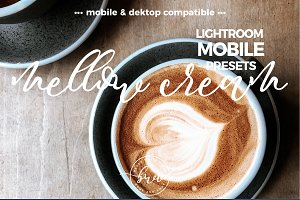 Mellow Cream MOBILE DESKTOP presets