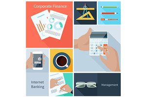 Corporate Fiinance, Web Banking