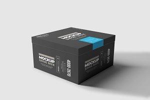 Shoe Box Mock-up 1