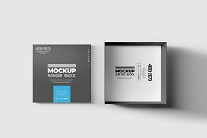 Shoe Box Mock-up 2