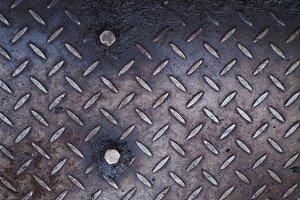 grunge steel metal texture backgroun