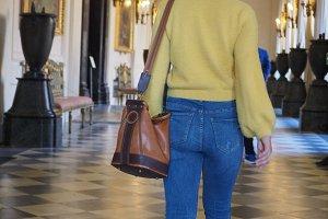 blue jeans denim woman
