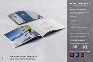 Travel / Holiday Brochure Template