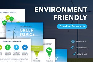 Environment Friendly PowerPoint