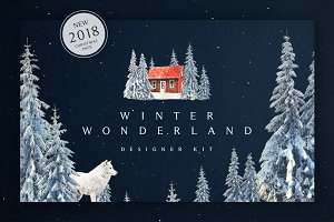 Winter Wonderland Designer Kit