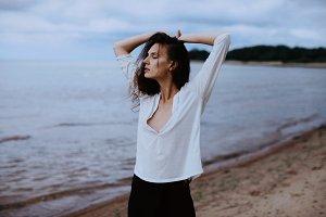 Seaside Girl