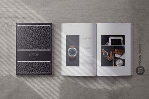 Luxury Brochure Catalog