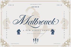 Malbrock Classic Script