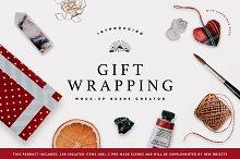 Gift Wrapping Mock-Up Scene Creator