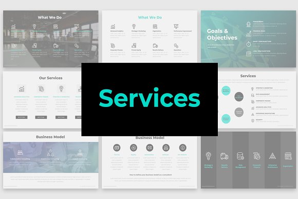worthwhile consulting ppt design presentation templates creative
