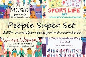 People Super Set