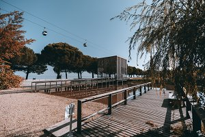 Park of the Nations in Lisbon