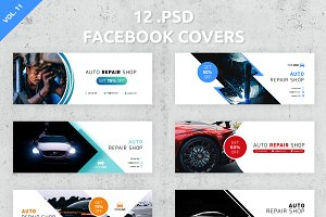 12 Facebook Covers