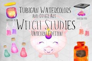 13 Witch Studies Unicorn Ed