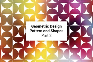 Geometric Patterns and Shapes Part 2