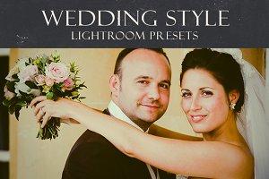 Wedding Style Lightroom Preset