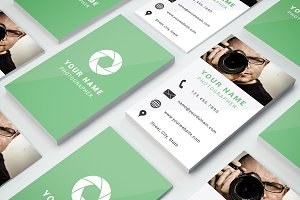 Business Card Template 005 Photoshop