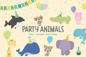Little Party Animals