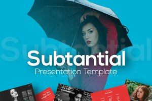 Substantial - Creative Powerpoint