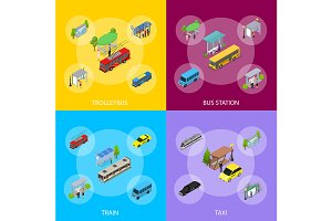 Types City Public Transport