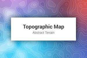Topographic Map Patterns