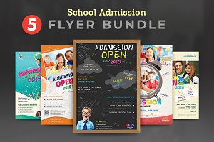 Education / School Flyer Bundle