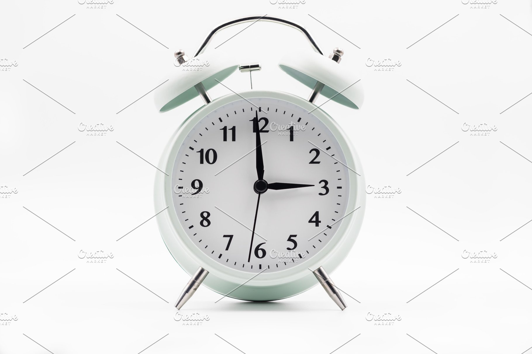 Vintage Style Alarm Clock Photos Creative Market