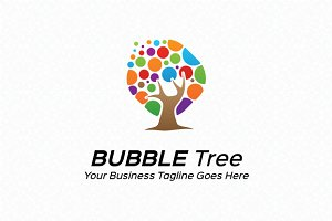 bubble Tree  Logo