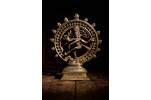 Statue of Shiva Nataraja - Lord of